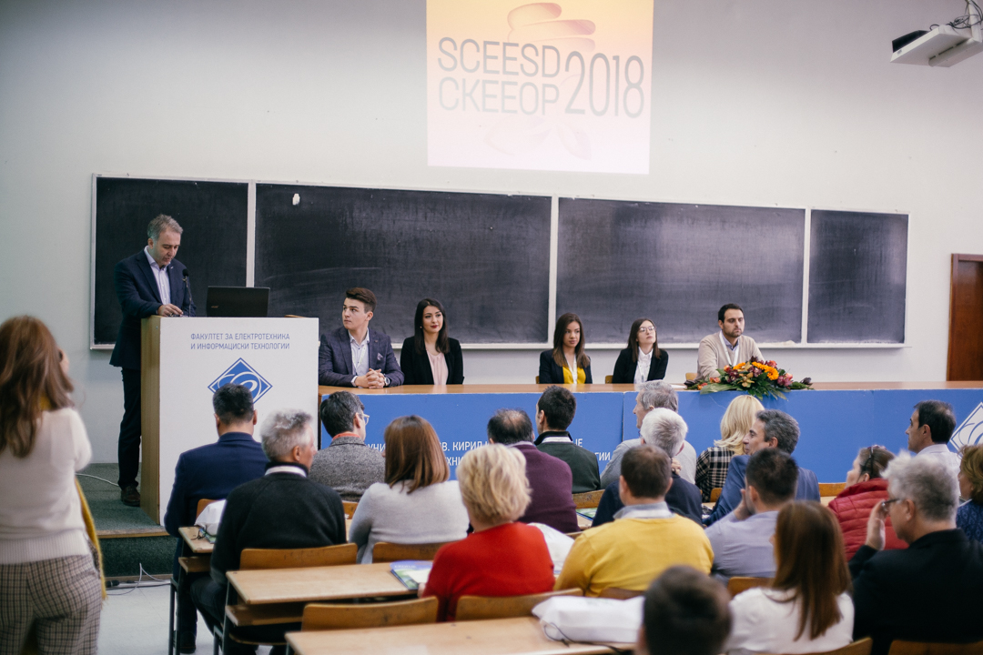 Successful sixth student conference concerning Energy efficiency and sustainable development– СКЕЕОР 2018